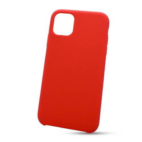 Puzdro Liquid TPU iPhone 11 (6.1) - červené