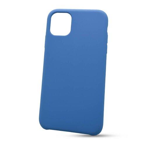 Puzdro Liquid TPU iPhone 11 (6.1) - modré