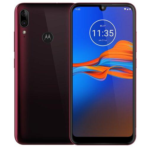 Motorola Moto E6 Plus 4GB/64GB Dual SIM, Červený - SK distribúcia