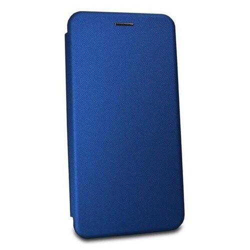 Puzdro Viva Elegance Book Samsung Galaxy S10e G970 - tmavo-modré
