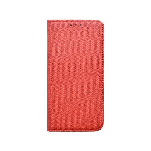 Knižkové puzdro iPhone 6/6s červené, vzorované