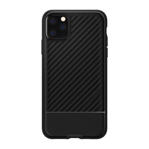 Puzdro Spigen Core Armor iPhone 11 Pro - black