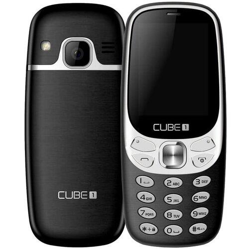 CUBE1 F500 Dual SIM, Čierny