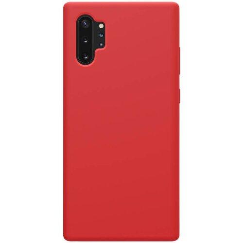 Nillkin Flex Pure Liquid Silikonový Kryt pro Samsung Galaxy Note 10+ Red