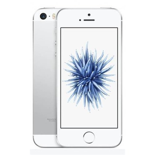 Apple iPhone SE 64GB Silver - Trieda C