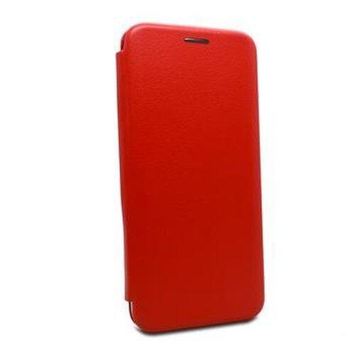 Puzdro Elegance Book LG K40 2019 - červené