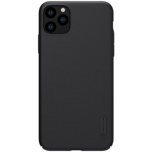 Nillkin Super Frosted Zadní Kryt pro iPhone 11 Pro Max Black