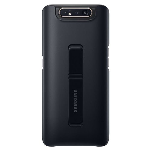 EF-PA805CBE Samsung Standing Kryt pro Galaxy A80 Black