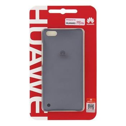 Huawei Original Protective Pouzdro 0.8mm Dark Grey for P8 Lite (Pošk. Blister)