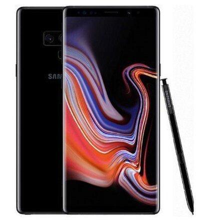 Samsung Galaxy Note 9 N960 6GB/128GB Dual SIM Midnight black - Trieda A