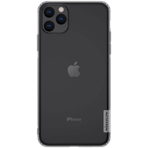 Nillkin Nature TPU Kryt pro iPhone 11 Pro Max Grey
