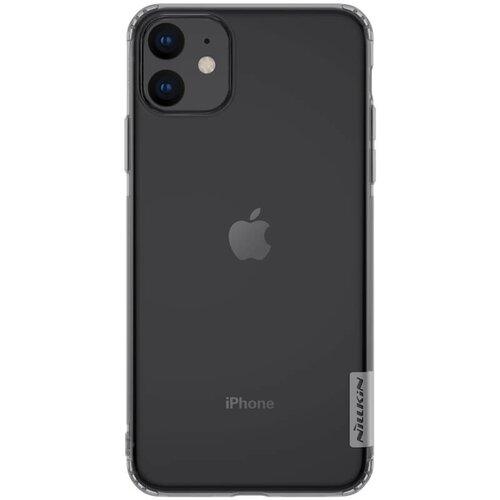 Nillkin Nature TPU Kryt pro iPhone 11 Grey