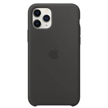 Apple iPhone 11 Pro Silicone Case MWYN2ZM/A - Black