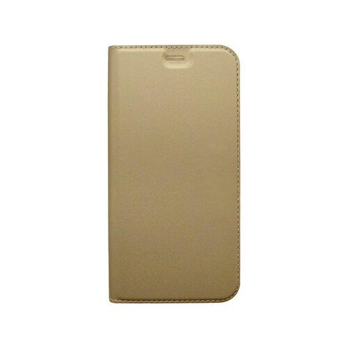 Knižkové puzdro Metacase Moto G7 Play zlaté