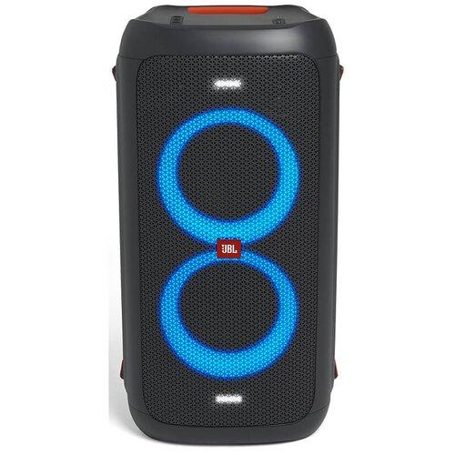 JBL PartyBox 100 Prenosný reproduktor Čierny