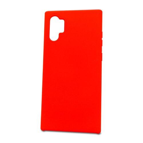 Puzdro Liquid TPU Samsung Galaxy Note 10+ N975 - červené