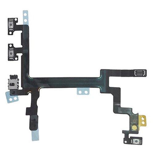 Apple iPhone 5 - Flex Kábel Tlačidiel Zapínania a Hlasitosti