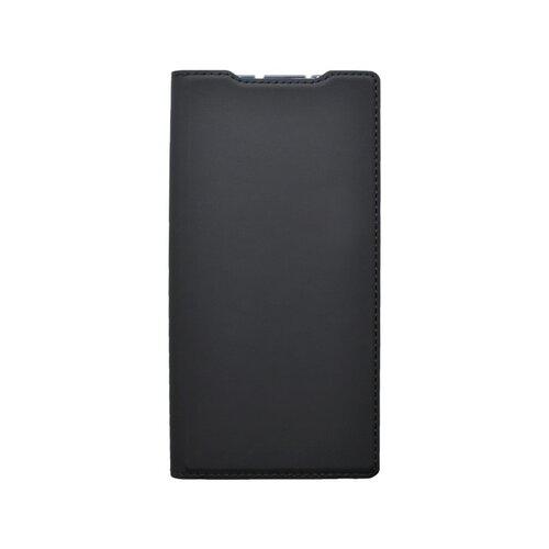 Knižkové puzdro Metacase Samsung Galaxy Note 10 čierne