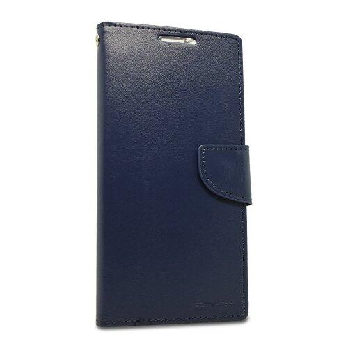 Puzdro Mercury Bravo Diary Book Huawei Y6 II - modré