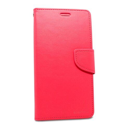 Puzdro Mercury Bravo Diary Book iPhone XR - ružové