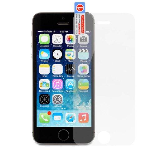 Ochranné sklo iPhone X-One 5/5S/5C/SE tvrdosť H9, 0,2mm