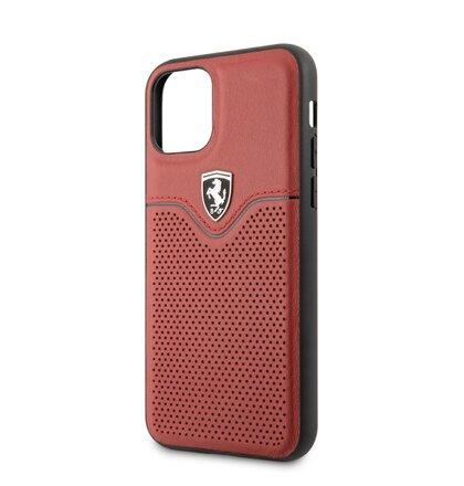 FEOVEHCN58RE Ferrari Victory Kryt pro iPhone 11 Pro Red