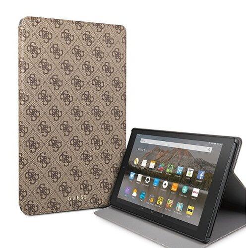 Puzdro Guess pre iPad Air 2 9.7 2019 GUFCPP10QGB knižkové, hnedé