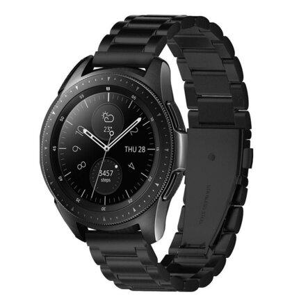 Náhradný náramok Spigen pre Samsung Galaxy Watch 42mm - čierny