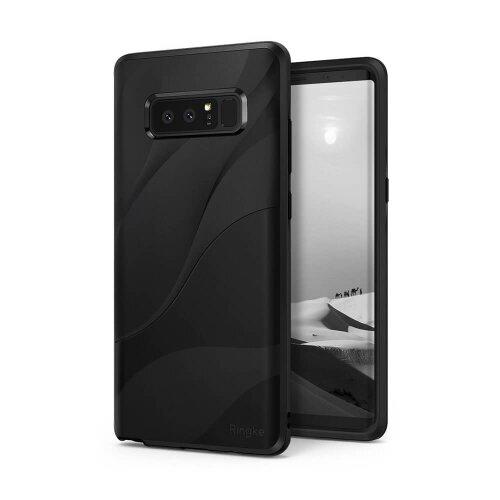 Puzdro Ringke Wave TPU/TPC Samsung Galaxy Note 8 N950 - čierne