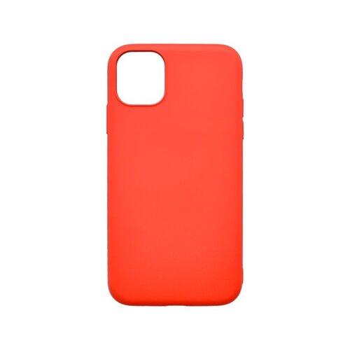 Silikónové kryt Soft iPhone 11 červený