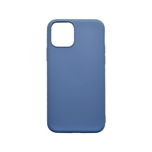 Silikónové puzdro Soft iPhone 11 tmavomodré