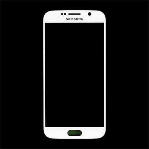 Samsung G920 Galaxy S6 - LCD Displej + Dotyková Plocha - Biely