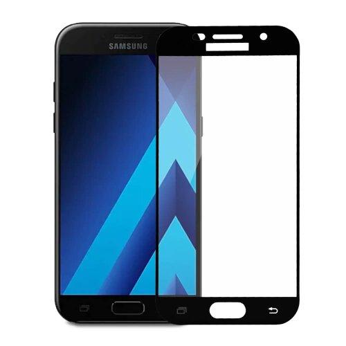 Ochranné sklo My Screen 9H Samsung Galaxy A5 A520 2017 celotvárové - čierne
