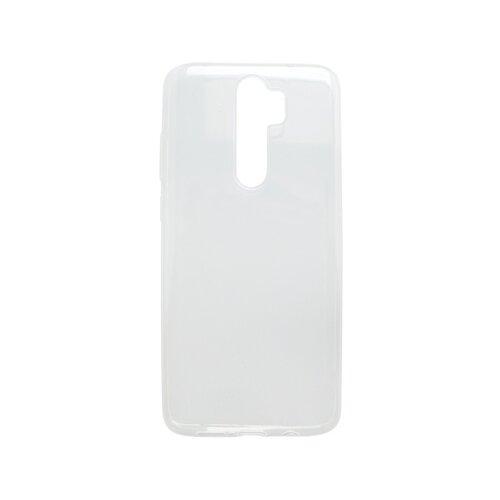 Silikónové puzdro Xiaomi RedMi Note 8 Pro priehľadné, nelepivé