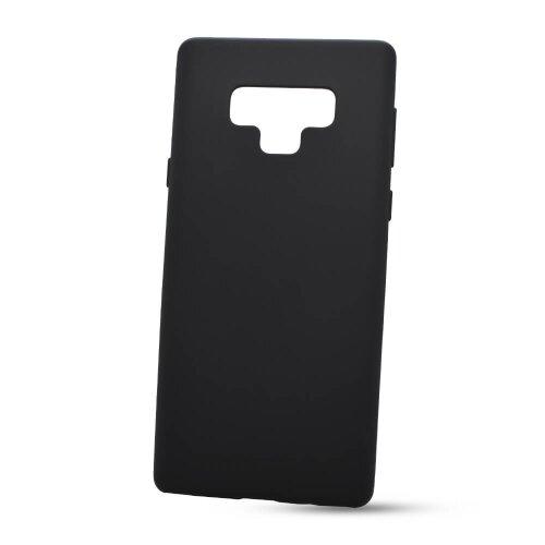 Puzdro Mercury Soft Feeling TPU Samsung Galaxy Note 9 N960 - čierne