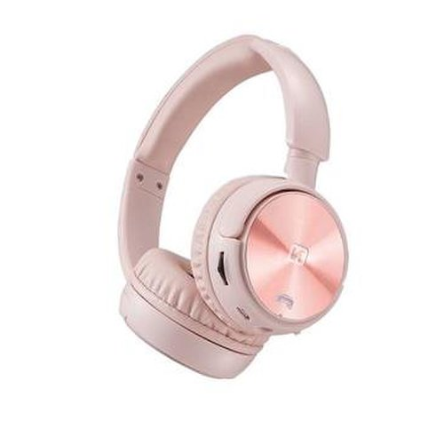 Swissten Trix Stereo Bluetooth slúchadlá Ružové