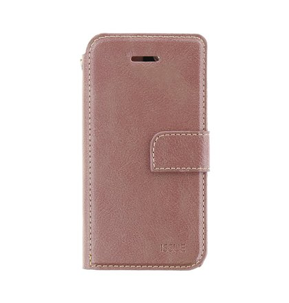 Molan Cano Issue Book Pouzdro pro iPhone 11 Pro Rose Gold