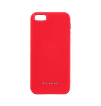 Molan Cano Jelly TPU Kryt pro iPhone 11 Pro Hot Pink