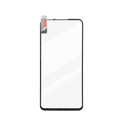 Ochranné sklo Huawei Mate 30 Lite čierne, full glue
