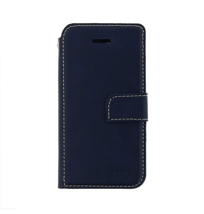 Molan Cano Issue Book Pouzdro pro iPhone 11 Navy