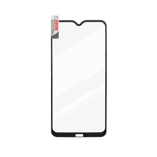 Ochranné sklo Xiaomi RedMi 8 čierne, full glue