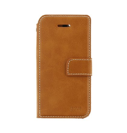 Molan Cano Issue Book Pouzdro pro iPhone 11 Pro Max Brown
