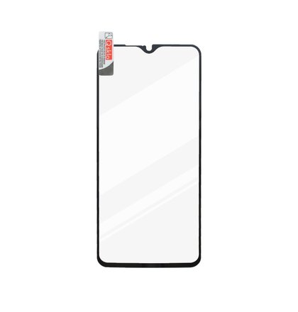 Ochranné sklo Xiaomi RedMi Note 8 Pro čierne, full glue