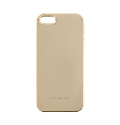 Molan Cano Jelly TPU Kryt pro iPhone 11 Pro Max Gold