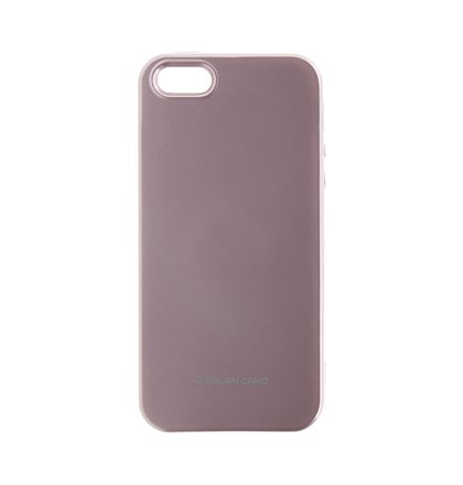 Molan Cano Jelly TPU Kryt pro iPhone 11 Pro Max Rose Gold