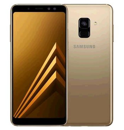 Samsung Galaxy A8 2018 SM-A530F Dual SIM Zlatý - Trieda B