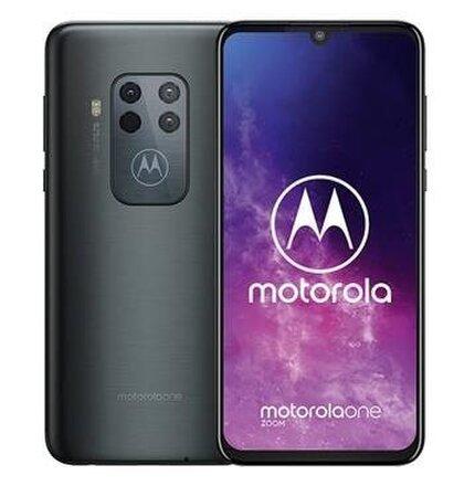 Motorola One Zoom 4GB/128GB Dual SIM Electric Gray