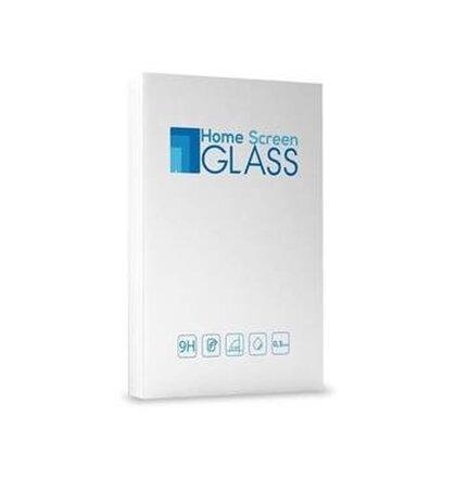 Tvrdené sklo Home Screen Glass Asahi Samsung Galaxy A40 A405 celotvárové - čierne (full glue)