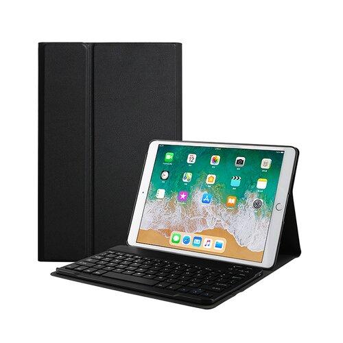 Tactical Flip Pouzdro s Klávesnicí pro iPad Pro 10.5 Black