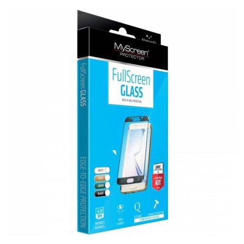 Ochranné sklo My Screen Samsung Galaxy S6 Edge G925 celotvárové - čierne